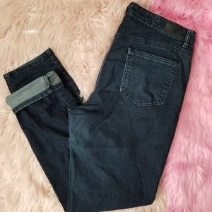 Buffalo David Bitton Dark Wash Jeans